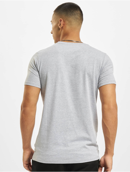 DEF T-Shirt Weary 3er Pack grey