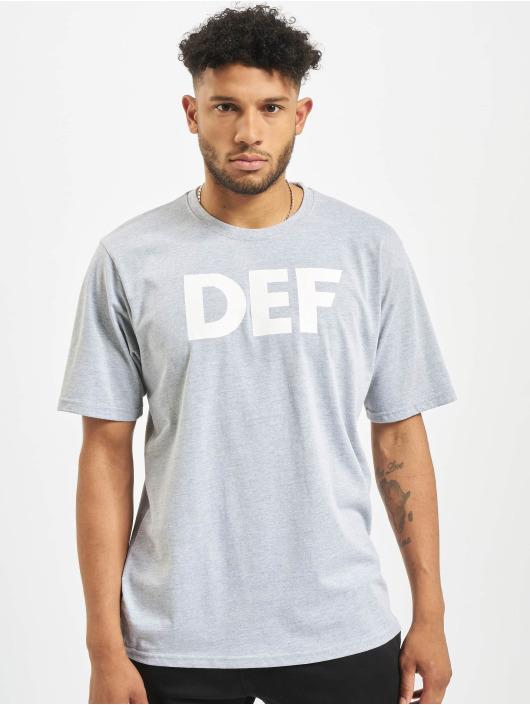 DEF T-Shirt Her Secret grey