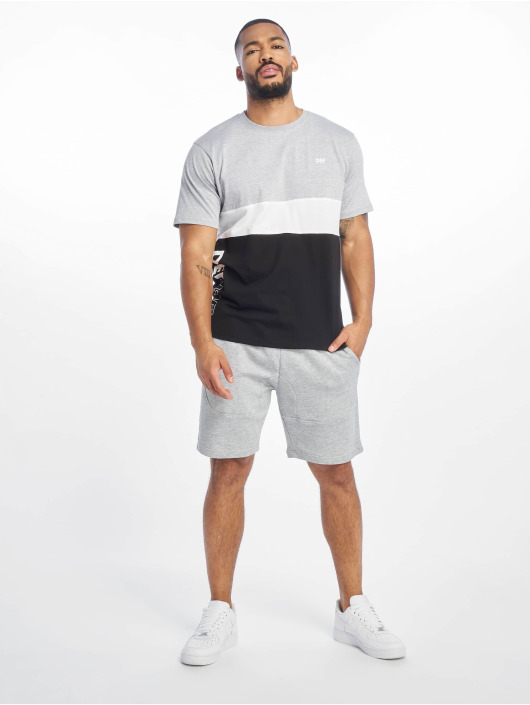 DEF t-shirt Pit grijs