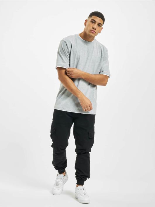 DEF T-Shirt Basic gris