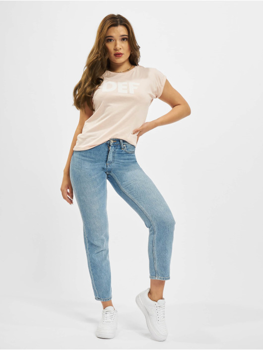 DEF T-Shirt Sizza magenta