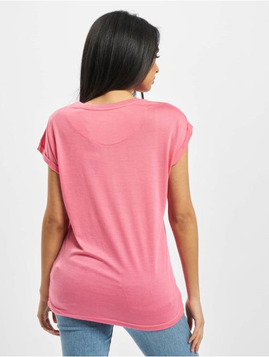 DEF T-Shirt Giorgia magenta