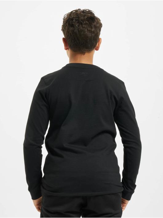 DEF T-Shirt manches longues Don't Walk Dance noir
