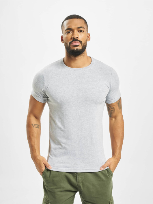 DEF T-Shirt Weary 3er Pack multicolore