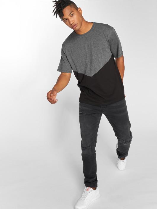 DEF T-shirt Danson nero
