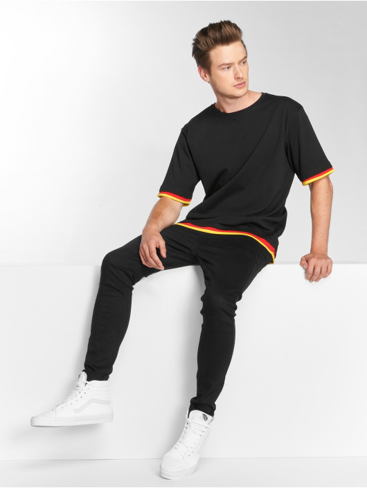 DEF T-shirt German nero