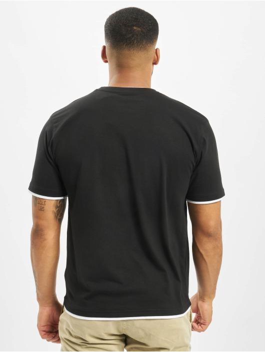 DEF T-Shirt Basic noir