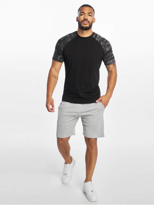 DEF T-Shirt Kami noir