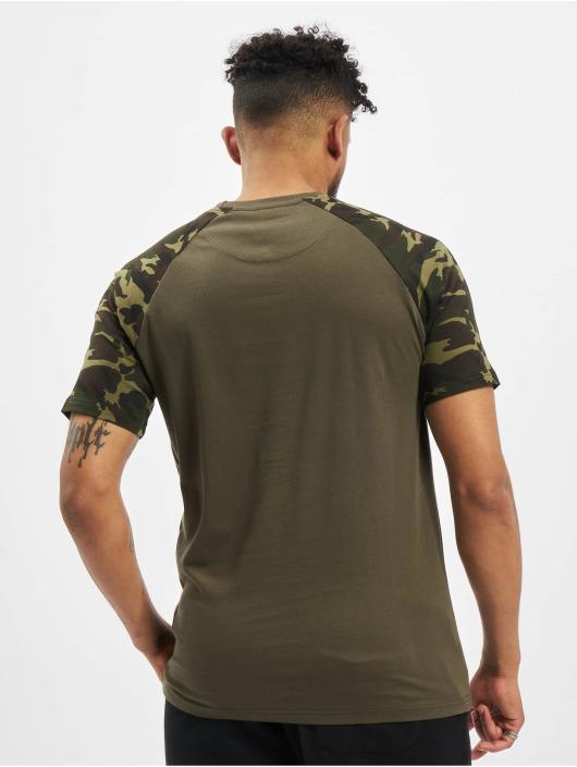 DEF T-shirt Kami oliva