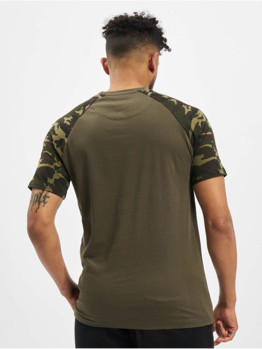 DEF T-Shirt Kami olive