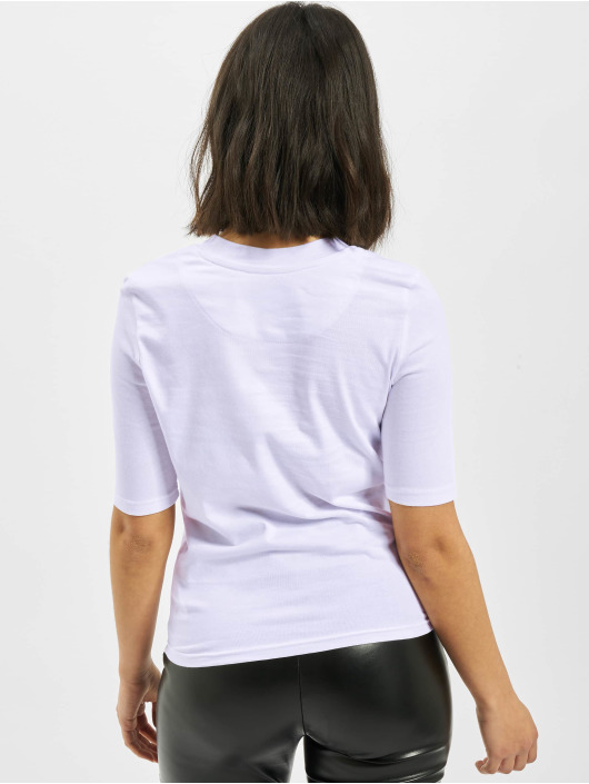 DEF t-shirt Raisa paars