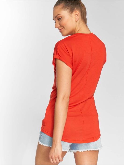 DEF T-Shirt Iris red
