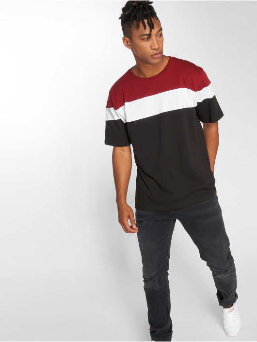 DEF T-shirt Steely rosso