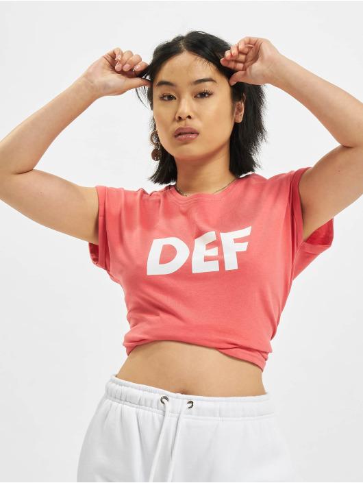 DEF T-Shirt Sizza rot