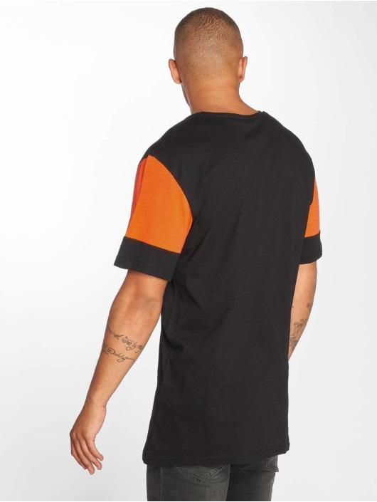 DEF T-Shirt Toby schwarz