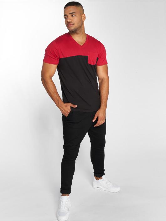 DEF T-Shirt Sevilla schwarz