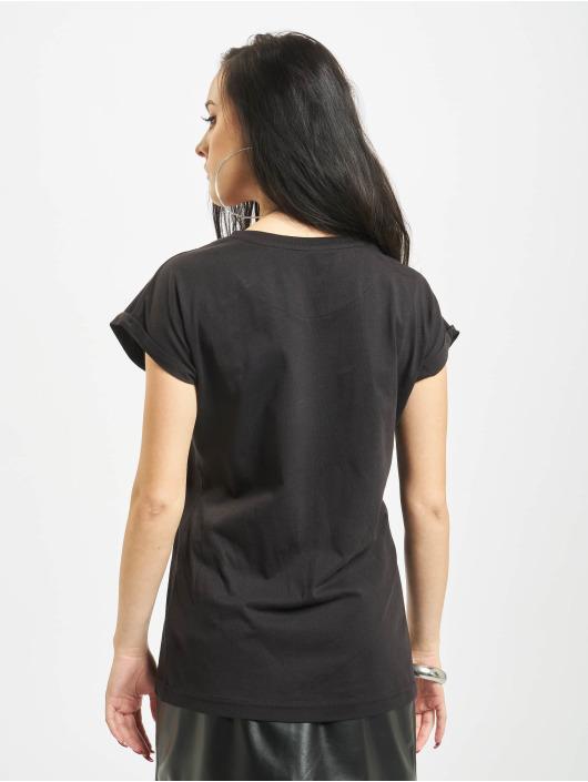 DEF T-Shirt Signed schwarz