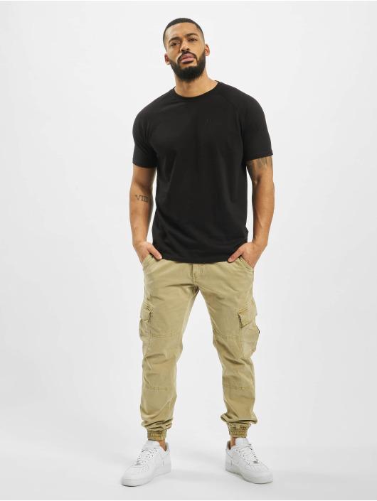 DEF T-Shirt Kai schwarz