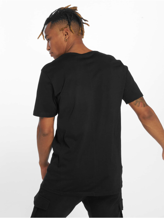 DEF T-Shirt Pike schwarz