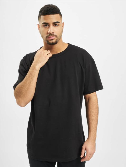 DEF T-Shirt Dave schwarz