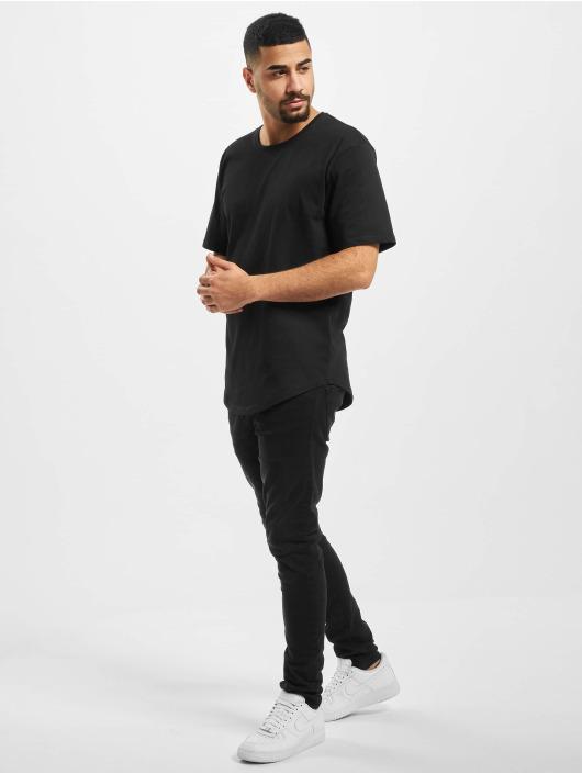 DEF T-Shirt Lenny schwarz