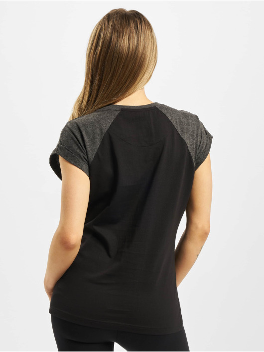 DEF T-Shirt Niko schwarz