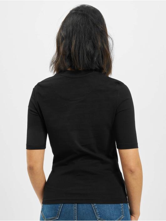 DEF T-Shirt Raisa schwarz