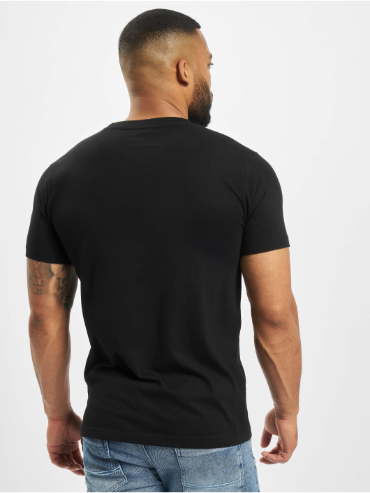 DEF T-Shirt Roli schwarz
