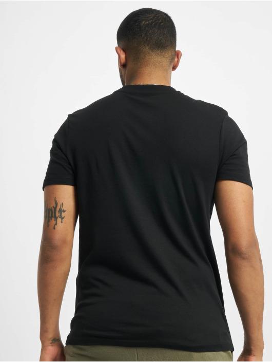 DEF T-Shirt Happy schwarz