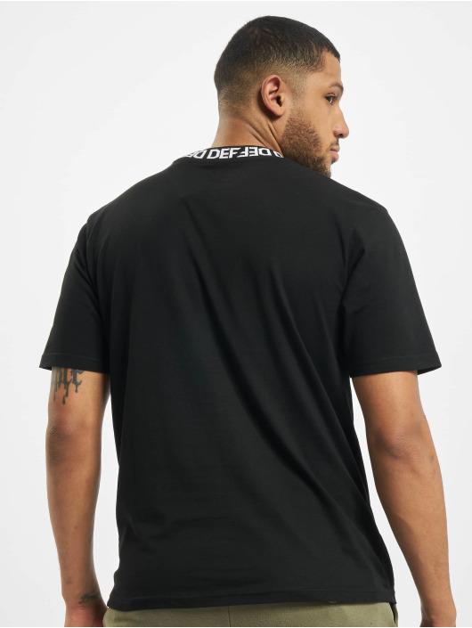 DEF T-Shirt Nick schwarz