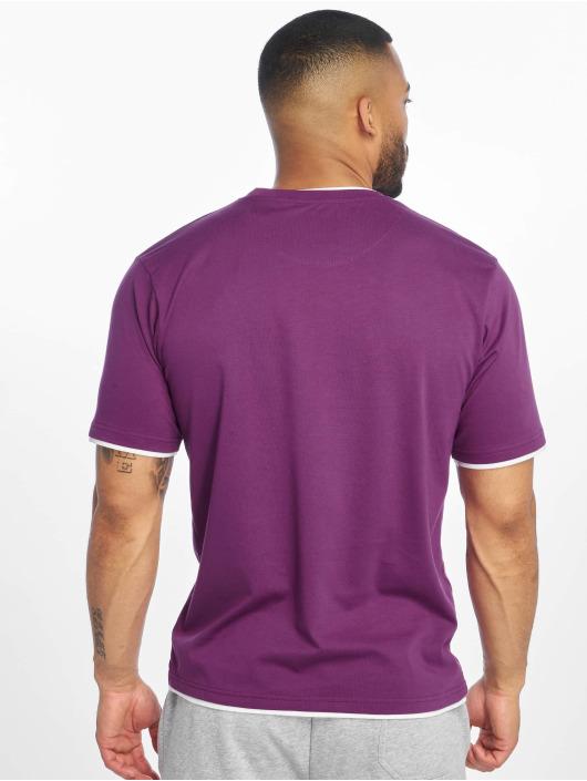 DEF T-Shirt Basic violet