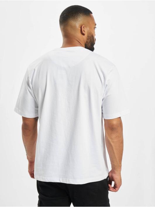 DEF T-Shirt Signed weiß