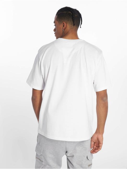 DEF T-Shirt Molie weiß