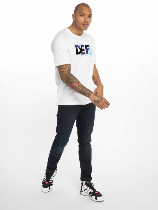 DEF T-Shirt Joey weiß