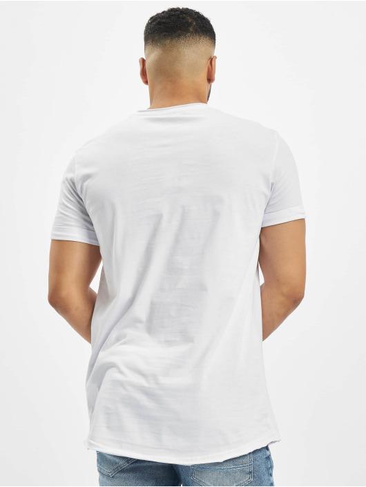 DEF T-Shirt Lapetus weiß