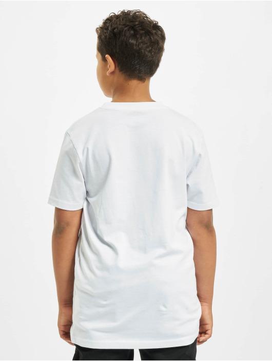 DEF T-Shirt Don't Walk Dance weiß