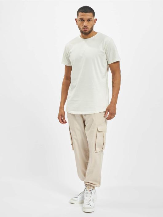 DEF T-Shirt Sustainable Organic Cotton weiß
