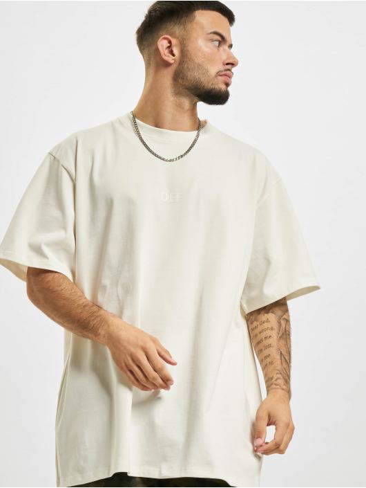 DEF T-Shirt Heavy Jersey weiß