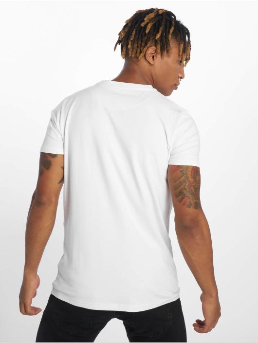 DEF T-Shirt Weary 3er Pack white