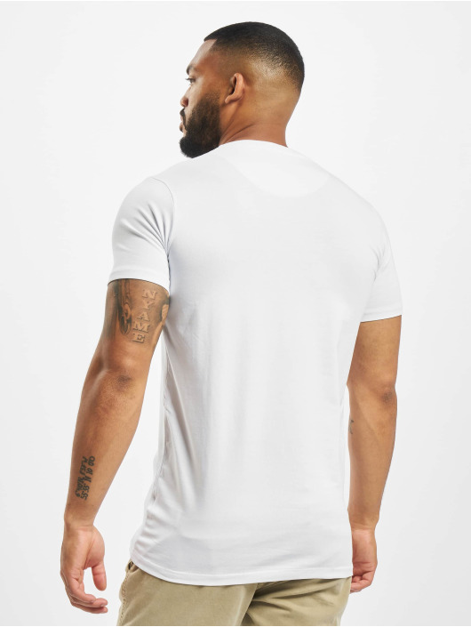 DEF T-Shirt Weary white