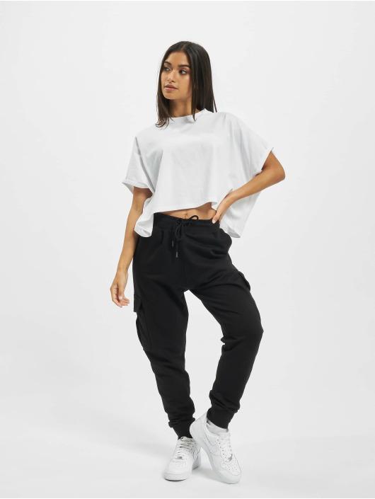 DEF T-Shirt Mani white