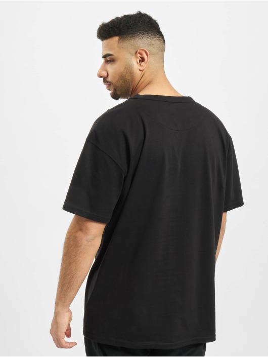 DEF t-shirt Dave zwart
