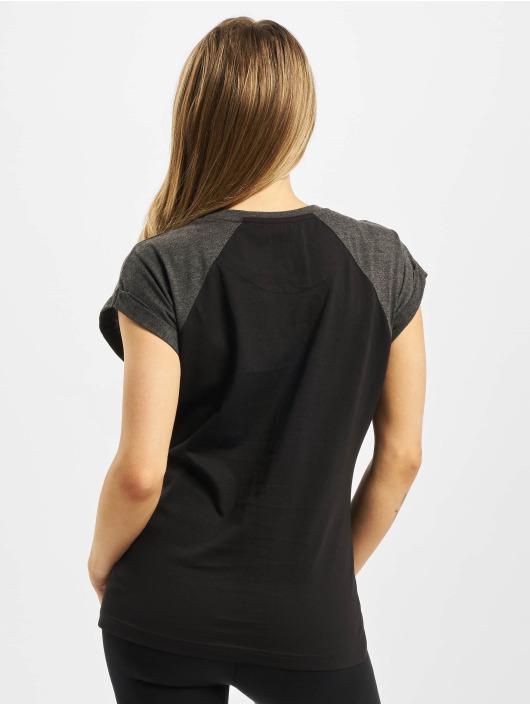 DEF t-shirt Niko zwart