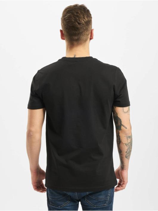 DEF t-shirt Stay Home zwart