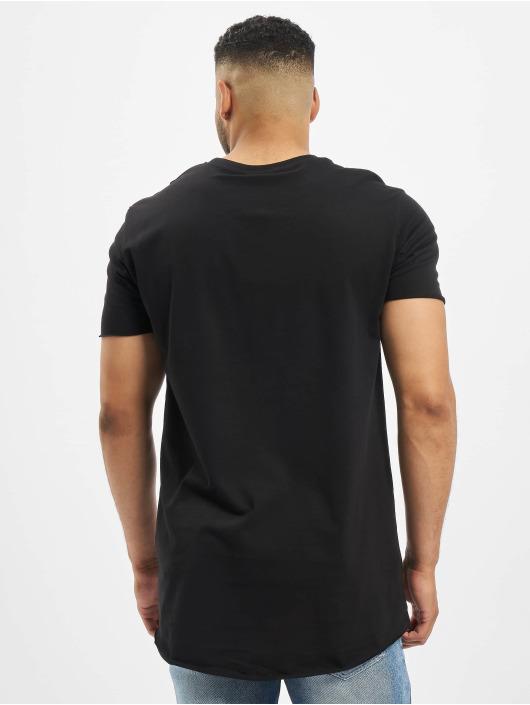 DEF t-shirt Rhea zwart
