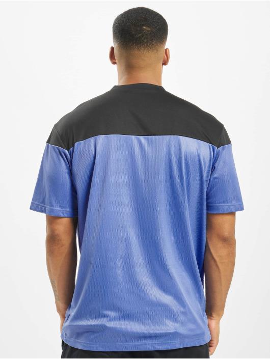 DEF T-shirts Pitcher blå