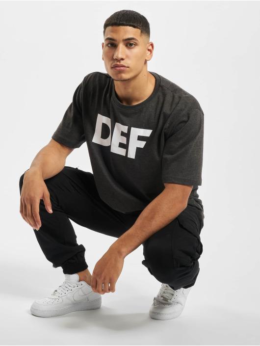 DEF T-shirts Her Secret grå