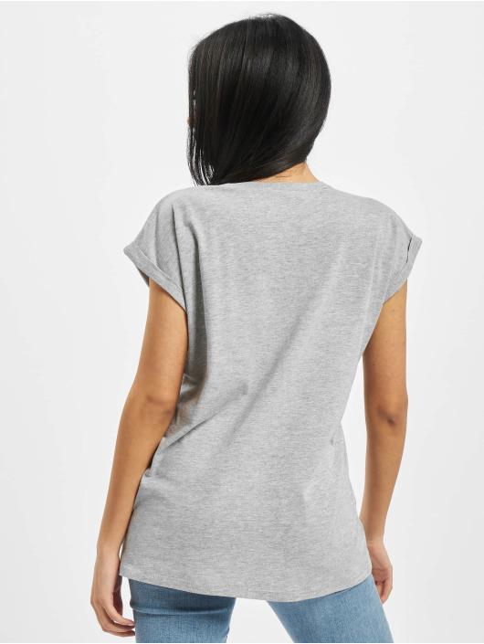DEF T-shirts Sizza grå