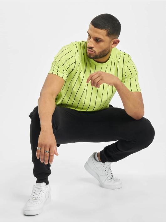 DEF T-shirts Lucky grøn
