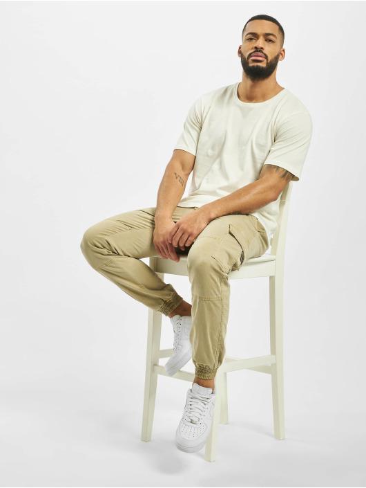 DEF T-shirts Lenny hvid